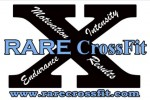 RARE Crossfit More than a gym, RARE Crossfit is a community of friends, supporting each other as they gain strength, speed, and wellness.