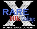 RARE Crossfit 10K Run If 5 miles just isn't enough for you, try the 10K.  After 6.2 miles of beautiful trails and challenging obstacles, cross the finish line by the banks of the Rappahannock!